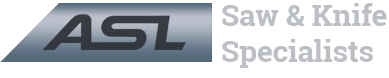 ASL Saw & Knife Specialists Logo