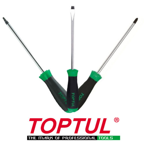 TOPTUL Screwdrivers & Bits