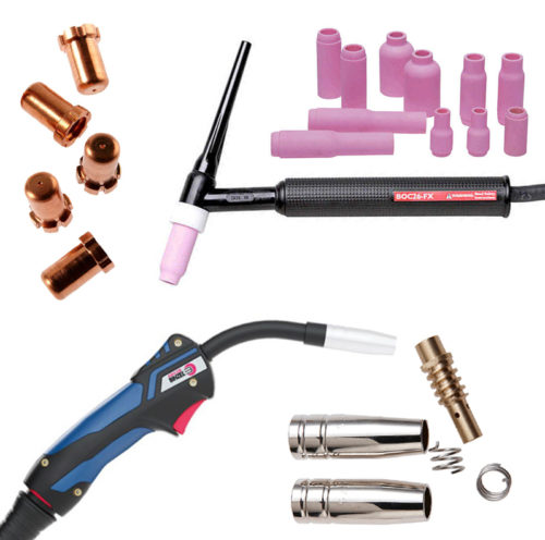 Torches and Torch Parts